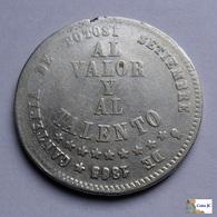 Bolivia - 1/2 Melgarejo - 1865 - Bolivie