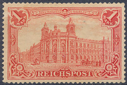 Stamp Germany 1900 Reichpost 1m MH - Nuevos