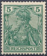 Stamp Germany 1900 Reichpost 5pf Mint - Deutschland