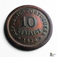 Cabo Verde - 10 Centavos - 1930 - Cap Vert