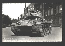 Tank 24 (Chaffee) Op Het Voorterrein Van De Prins Willem III Kazerne - Amersfoort - Caserme