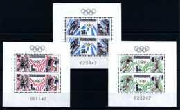 E12674)Olympia 88, CSSR 74-76** - Ete 1988: Séoul