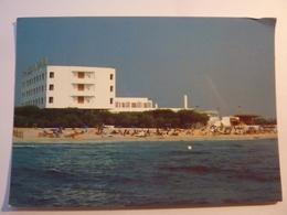 """Cartolina Viaggiata """"Grand Hotel COSTA BRADA Gallipoli ( LE )"""" 1987 - Italië"""