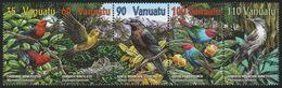 Vanuatu 2002 - Faune Oiseaux De Vanuatu - 5 Val Neufs // Mnh - Vanuatu (1980-...)