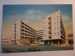 """Cartolina Viaggiata  """"MANHORA HOTEL Bangkok"""" 1973 - Tailandia"""
