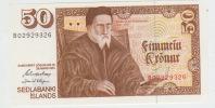 Iceland 50 Kronur 1961 Pick 49 UNC - Iceland