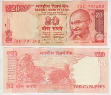 India 20 Rupees 2012 Pick UNC - Inde