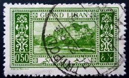 1925 Grand Liban Yt 52  Grand Liban - Landscapes .Tripoli . Oblitération TRIPOLI - Grand Liban (1924-1945)