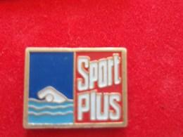 PIN S  JOURNAL SPORT PLUS NATATION - Swimming