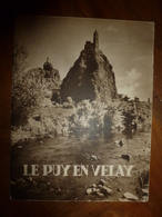 LE PUY EN VELAY Par Jean Paradis  (nombreuses Photographies ) - Tourism
