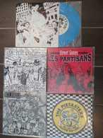 Lot 5 Vinyls 45t Punk Ska Reggae - Reggae