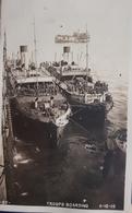 Transbordeurs Tenders Nomadic & Traffic In Brest WWI - Steamers