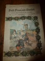 1903 LE PETIT FRANÇAIS ILLUSTRÉ : Un Tableu Inachevé De Rubens, Etc - Altri Oggetti Fumetti