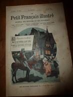 1903 LE PETIT FRANÇAIS ILLUSTRÉ : Chanson Du Chevalier Du Guet; Le Roi-de-Rats ; Remède Contre La Paresse ;BULGARIE;etc - Altri Oggetti Fumetti