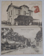 Tres Joli Lot De 20 Cpa Diverses, Villages , France , Tres Belles Animations - A Voir (23) - Cartes Postales