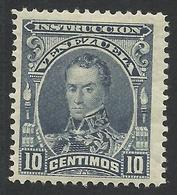 Venezuela, Revenue, 10 C., MH - Venezuela