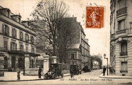 PARIS LA RUE SINGER - Autres