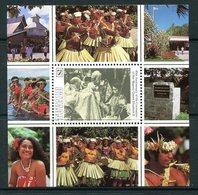 Tuvalu 1993 40th Anniversary Of Coronation MS MNH (SG MS681) - Tuvalu