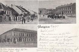 Hlohovec, DA , V Roku 1907 Stálo V Hlohovci Pivo 15 Grajciarov , Liter Vina 42 Grajciarov - Slovacchia