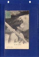 ##(ROYBOX1)-Postcards-Brazil  - Indio - Guarany - Used 1906 - Amérique