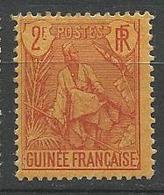 GUINEE N° 31 NEUF*  CHARNIERE TB / MH - Guinée Française (1892-1944)