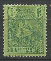 GUINEE N° 32 NEUF* TRACE DE CHARNIERE TB / MH - Guinée Française (1892-1944)
