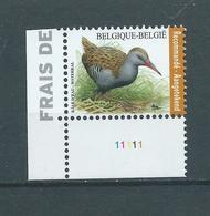 4671 Buzin Recommandé MNH** Planche 1 - Belgique