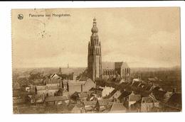 CPA - Cartes Postales - Belgique-Hoogstraten- Panorama-1933-S4393 - Hoogstraten