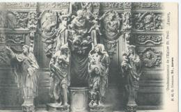 Antwerpen - Anvers - Confessionnaux De L'Eglise St. Paul - N. 41 G. Hermans - Antwerpen