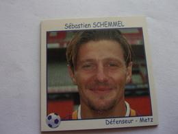 Magnets Football,défenseur Metz Sébastien Schemmel - Sports