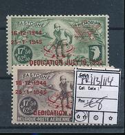 BELGIUM COB PR113/114 MNH - Belgique