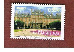 FRANCIA (FRANCE) -  YV 4166   -           2008 LE MARAIS, PARIS         (FROM BF)       - USED - France