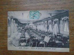"Italie , Venézia , Lido , Salone Del Grande Stabilimento Bagni """" Beau Petit Timbre """" - Venezia (Venice)"