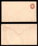 ANTICHI STATI - LOMBARDO VENETO - 1864 - Buste Postali - 5 Soldi (23) Nuova - Filigrana EF - Francobolli
