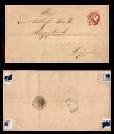 ANTICHI STATI - AUSTRIA TERRITORI ITALIANI - Gossensass (P.ti 6) Su 5 Kreuzer (37) - Lettera Per Bressanone Del 25.2.74 - Francobolli