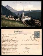 ANTICHI STATI - AUSTRIA TERRITORI ITALIANI - Eggenthal Dorf (P.ti 6) - Cartolina (fotografica A Colori) Per Bolzano Del  - Non Classificati