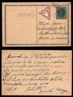 ANTICHI STATI - AUSTRIA TERRITORI ITALIANI - Livo (P.ti 7) - Cartolina Postale Per Gries Del 15.10.18 - Non Classificati