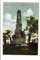 CPA - Cartes Postales - Belgique- Camp De Beverloo- Monument De Tacambaro -S4398 - Beringen