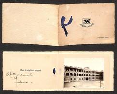 UFFICI POSTALI ALL'ESTERO - TIENTSIN - Tientsin 1932 - Battaglione Italiano In Cina - Caserma Ermanno Carlotto - Folder  - Stamps