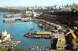 Afrique - ORAN  Vue Sur La Ville  (Port)(- Editions :JEFAL 1507) *PRIX FIXE - - Oran