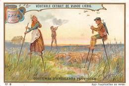 Chromo LIEBIG - Costumes D'anciennes Provinces - Liebig