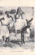 Afrique - Algérie - (Scènes & Types)  Mauresque Et Son Bourriquot  (âne)  (- Editions ND Phot  501 A  ) *PRIX FIXE - Scenes