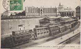 Intérieur De La Gare - St. Germain En Laye