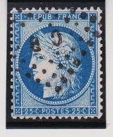 Cérès N° 60 A Position 65 G3 - 1871-1875 Cérès