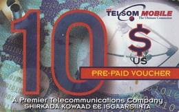 SOMALIA / GSM REFIL - Somalië