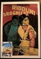RIDOLINI  DROGHIERE - Cinemania