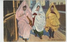 ETHNIQUES ET CULTURES -AFRIQUE DU NORD- JUDAÏSME - TUNISIE - Juives Tunisiennes (jewish Women)- Edit. LEHNERT & LANDROCK - Afrika