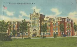 Providence College, Providence - Carte 14 X 9 - Providence