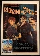 RIDOLINI  E LE MODELLE - Cinemania