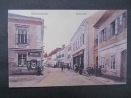 AK WILHELMSBURG Hantstrasse 1915  //  D*35732 - Wilhelmsburg